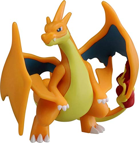Takara Tomy Pokemon Monster Collection Moncolle EXESP_09 Mega Charizard Y Mega Dracaufeu Y Mega Glurak Y