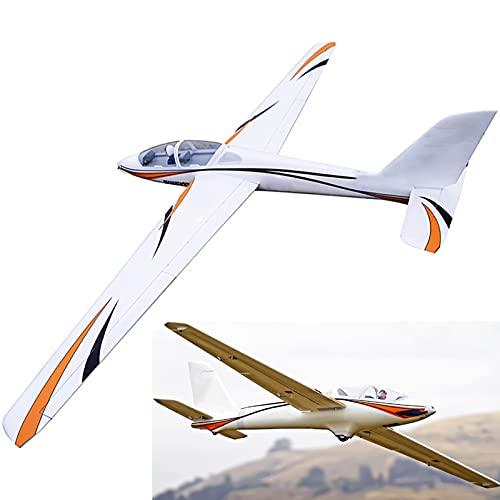BMDHA Avion RC, Aviones RC Motor Sin Escobillas 4258-kv460 3000 Mm De Envergadura Grande, Avion Planeador (sin Mando A Distancia, Batería, Cargador)