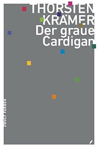 Der graue Cardigan (12 Farben)