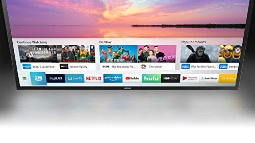 SAMSUNG LED-Fernseher 32 Zoll UE32N5372 Full HD Smart TV Europa Black