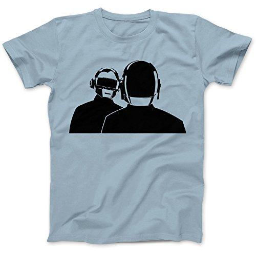 Daft Robot Helmets T-Shirt