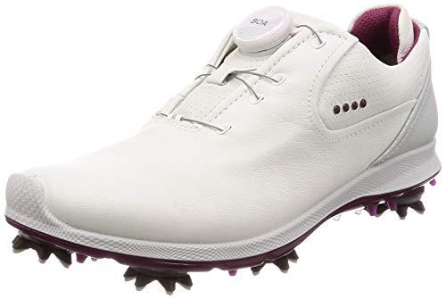 ECCO Biom G2, Chaussures de Golf Femme, Blanc Blanco 000, 38 EU
