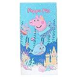 Cerdá - Toalla Playa Infantil Peppa Pig