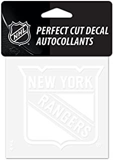 WinCraft NHL New York Rangers Logo 4