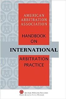 AAA/ICDR Handbook on International Arbitration Practice