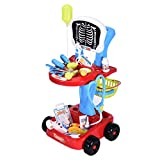 US INVENTORY - Kids Doctor Toy Set, Kids Doctor Kits Pretend Play Toys, with Electric Simulation Medical...