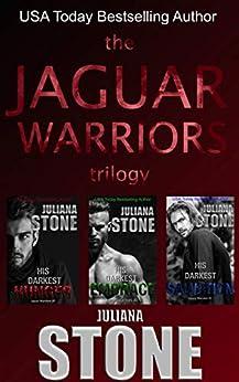 The Jaguar Warriors Boxed Set by [Juliana Stone]