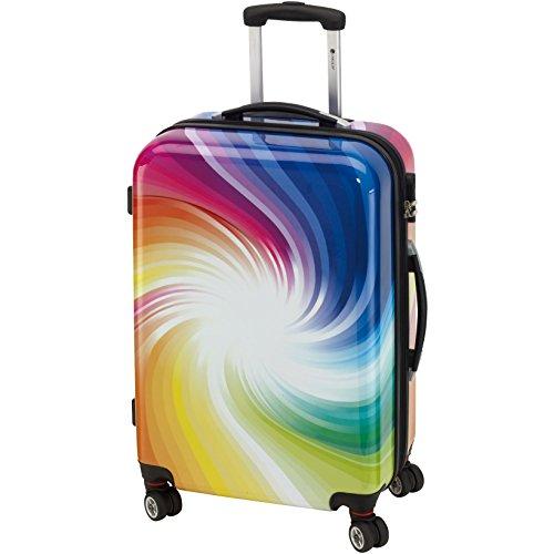 Check In Twister 4-Rollen-Trolley L 68 cm Multi Color