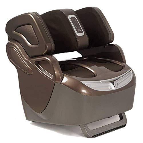 4beauty Relaxing 3D Leg Calf Knee Ankle Foot Massager W/Heat Therapy Calves Feet