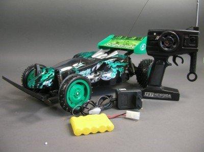 RC R/C Buggy Auto Wild Raider 1:10 Modell Elektro RTR