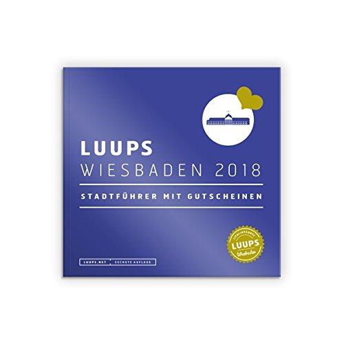 LUUPS Wiesbaden 2018: Stadtführer mit Gutscheinen