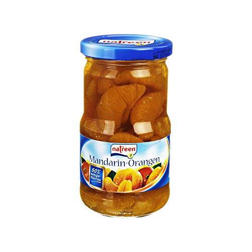 Natreen - Mandarin-Orangen - 340g/195g