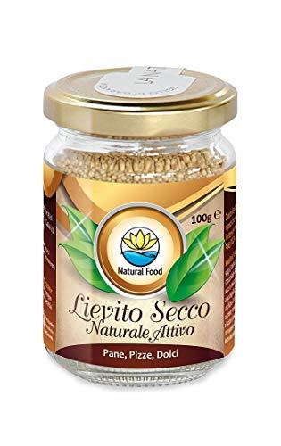 Natural food Lievito Di Birra Secco Per Pane, Pizza E Dolci - 30 g