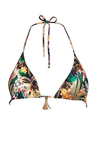 Watercult Triangel-Bikini-Oberteil Größe 36, Farbe Aloha