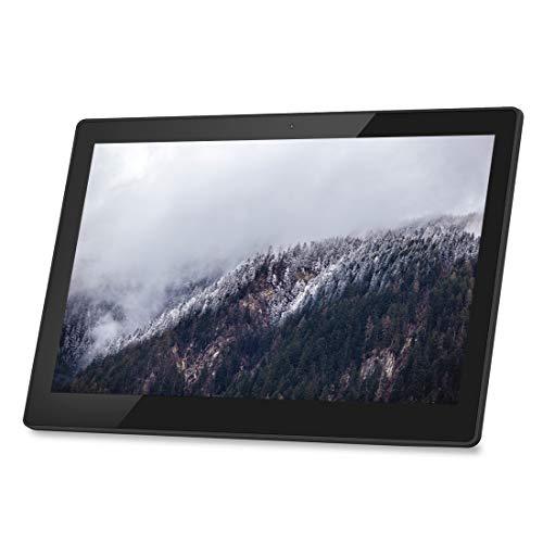 YEYOUCAI PC Todo en uno con Pantalla táctil HSD1020T con Soporte, 2GB + 16GB, 10.1 Pulgadas IPS Android 8.1 RK3288 Octa Core hasta 1.5GHz, Soporte OTG, Bluetooth y WiFi, Enchufe EU/US/UK
