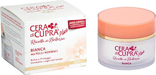 Cera di Cupra Rezept Der Schönheit Plus Bianca Gesichtscreme, 100 ml