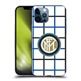 Head Case Designs Oficial Inter Milan Away 2020/21 Crest Kit Carcasa de Gel de Silicona Compatible con Apple iPhone 12 Pro MAX