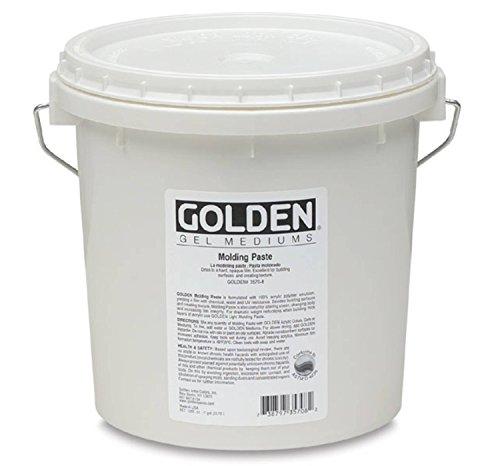 Golden Artist Colors - Molding Paste - 128 oz Jar