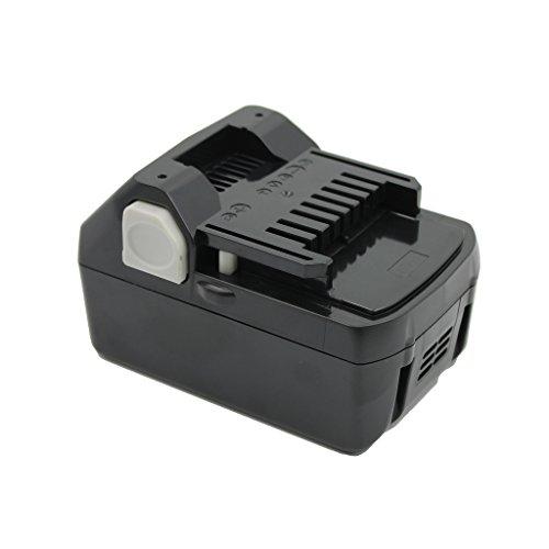 Kinon Ersatz Elektrowerkzeug Batterie 18V 3.0Ah Li-Ion für Hitachi Akku Bohrschrauber Impact Driver BSL 1815X, BSL 1830, 33055, 330067, 330068, 330139
