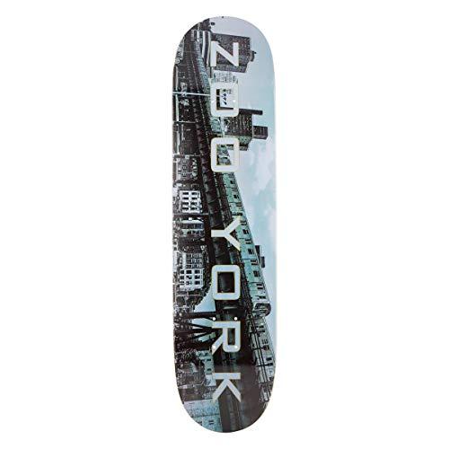 ZooYork Skateboard Deck (8