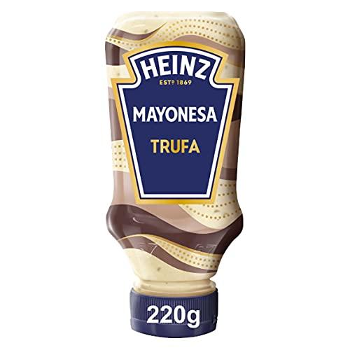 Heinz Mayonesa Trufada envase 220ml