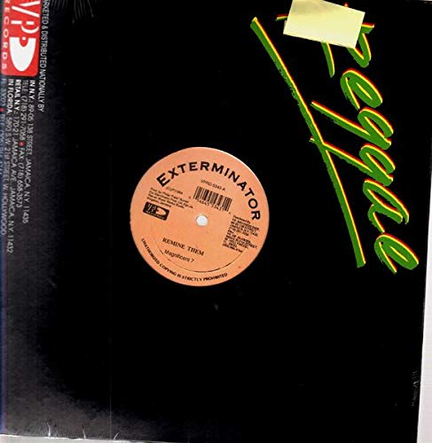 Remine Them / Mine Over Matter [Vinyl Single 12'']
