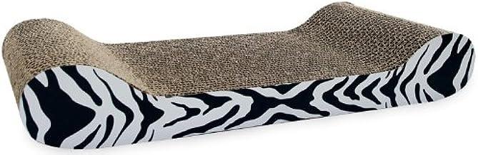 Catit Rascador Divan Cebra, 49.5 cm