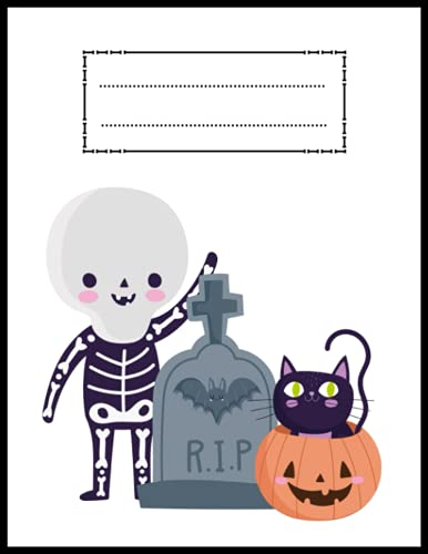 Primary Composition Notebook For Kindergarten To 2nd Grade Kids: Standard Size, Dotted Midline, Blank Handwriting Practice Paper
