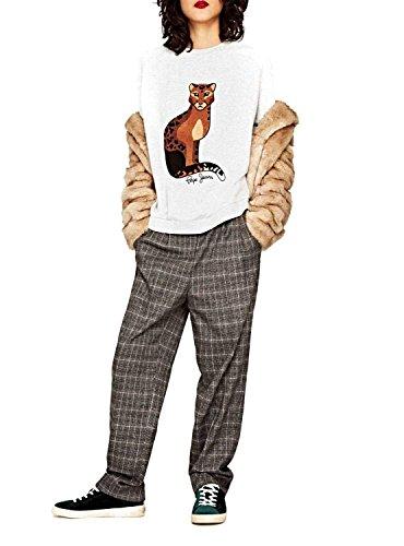 Pepe Jeans POTY PL210997 Pantalones, (Multi 0Aa), Large para Mujer