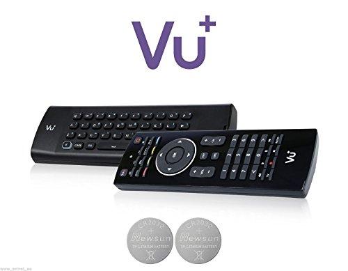 Fernbedienung für VU+ Ultimo / Solo2 / Duo2 QWERTZ Layout