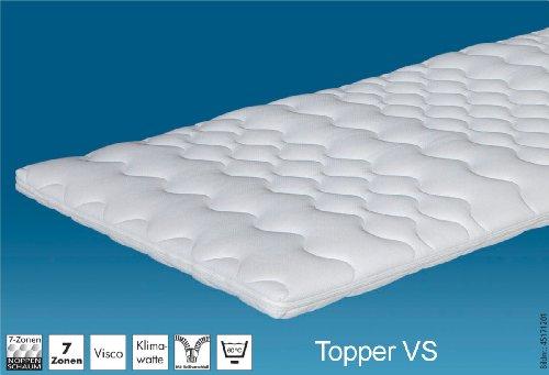 Hn8 Matratzen Topper Viskoschaum 100X220 cm