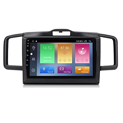 ADMLZQQ Android Radio De Coche Android Coche Navegación GPS Reproductor de Video para Honda Freed 2008-2016 FM Manos Libres Bluetooth Control del Volante Cámara Trasera,M500 4+64g
