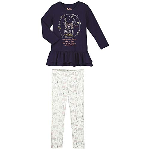 Pyjama fille manches longues Vœu - Taille - 10 ans (140 cm)