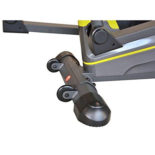 EnjoyFit® Crosstrainer Heimtrainer Ergometer Bild 6*