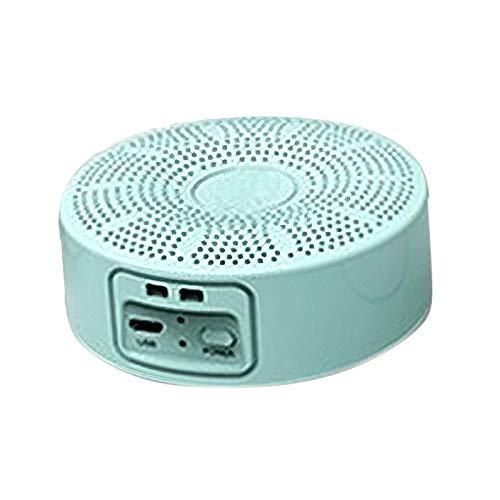 PQZATX Ozone Generator Machine USB Rechargeable 3000MAh Portable Air Purifier-Blue