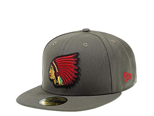 New Era Boston Braves New Olive Edition 59Fifty Fitted Cap - NBA Kappe - Baseball (714)