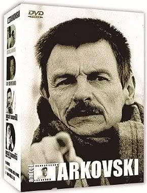 Coleção Andrei Tarkovski - 4 DVDS
