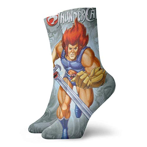 Thundercats Funny Sports Casual Light Sweat-Absorbent Wicking Imported Unisex Socks, Holiday Socks Great Gift