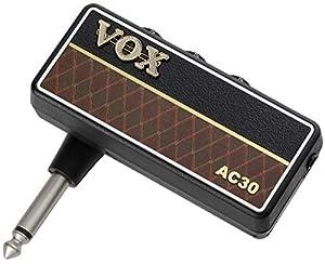 VOX AP2AC amPlug 2 AC30 Guitar/Bass Headphone Amplifier by Vox