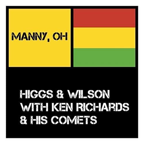 Higgs And Wilson With Ken Richards & His Comets