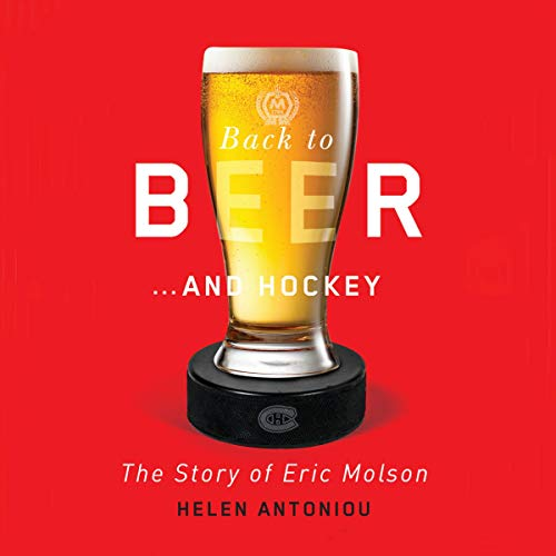 Back to Beer...and Hockey audiobook cover art