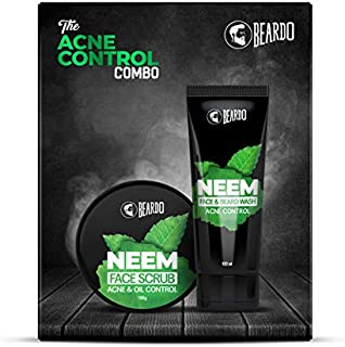 Beardo The Acne Control Neem Combo for Men