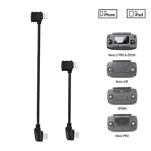 Olize Mavic 2 Tablette Micro USB vers iOS...
