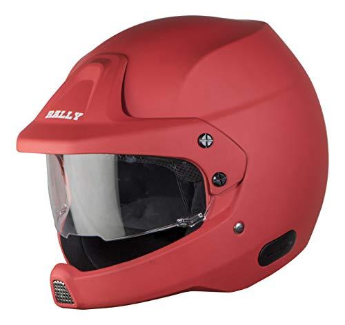 Steelbird SB51 7Wings Rally Open Face Helmet Medium 580 MM