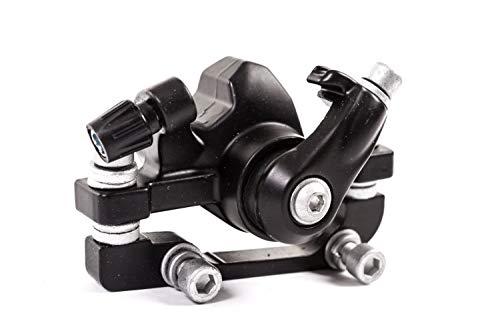 Bremssattel mit Belägen und Adapter für Scheibenbremse Disc mechanisch hinten 160mm B-Ware