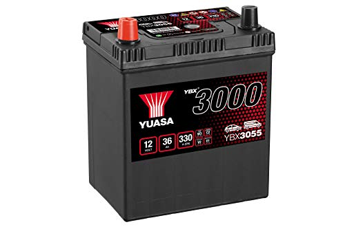 Yuasa YBX3055 12V 36Ah 330A SMF Battery