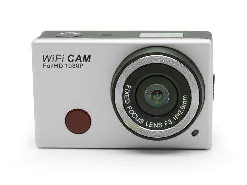 WiFi Wireless For Andriod Apple 5.0MP Full HD 1080P Underwater Waterproof Action Sport Helmet Bike Camera CAM DV DVR Camcorder WDV5000