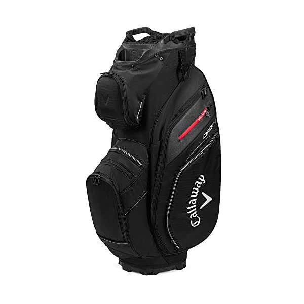 Callaway-Golf-2020-ORG-14-Sac-Chariot-Homme-NoirBlancRouge-Taille-Unique