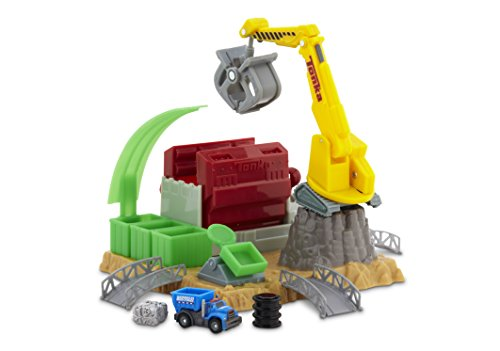Tonka 51006 Tinys Auto Crush Escape Spielset