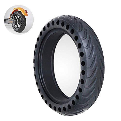 Neumáticos para patinetes eléctricos, neumáticos sólidos de panal de abeja de 8...